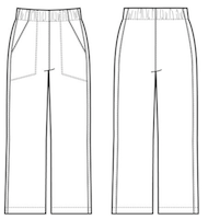 Sew House 7 slacks